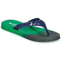 Shoes Men Flip flops Rider JAM FLOW THONG Green / Black / Blue