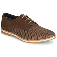 Shoes Men Derby shoes Base London KINCH Brown