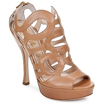 Shoes Women Sandals Jerome C. Rousseau ISY Camel