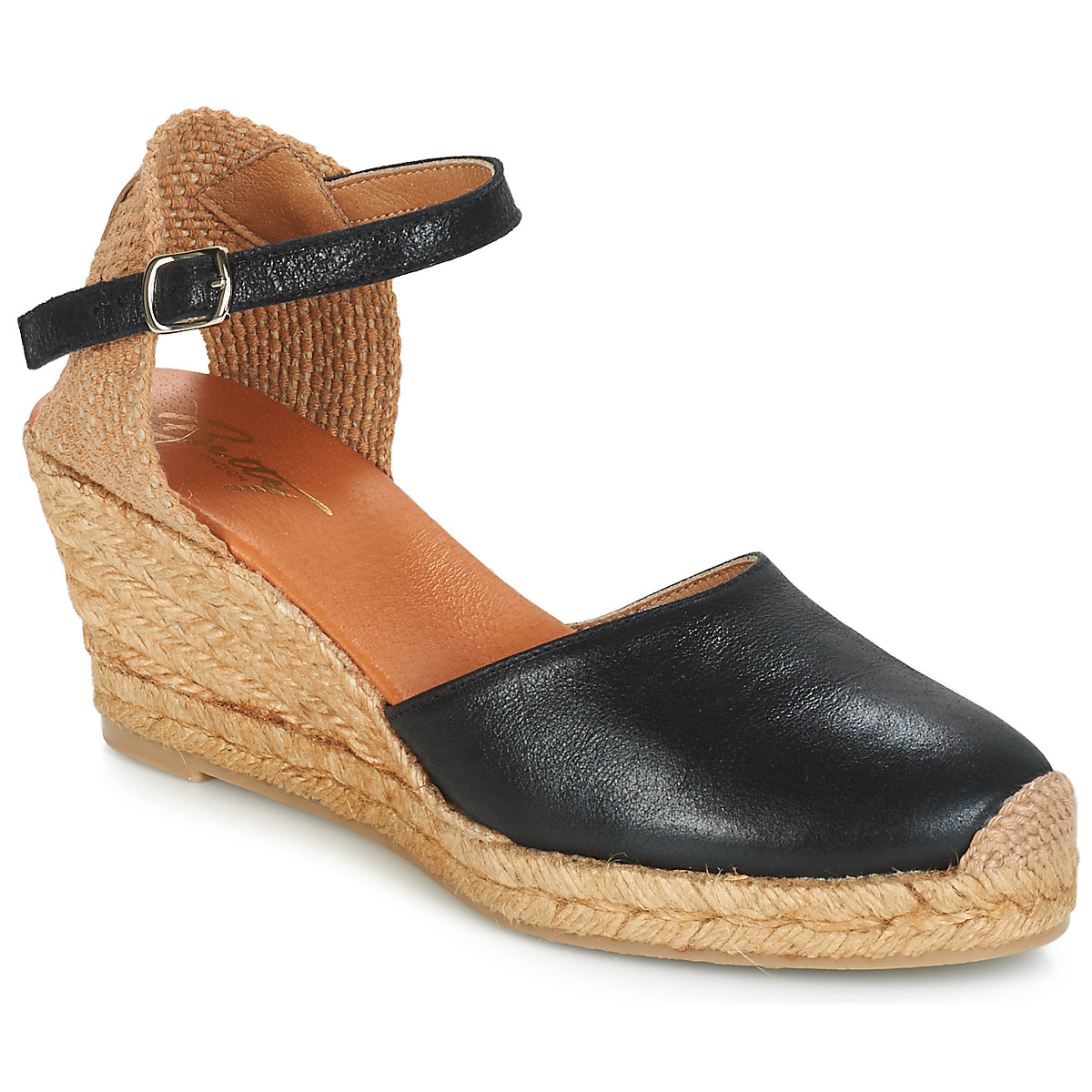 Sandals Betty London CASSIA Black