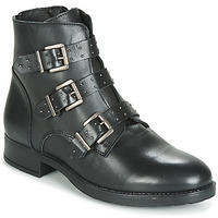 Shoes Women Mid boots André MATTHEW Black