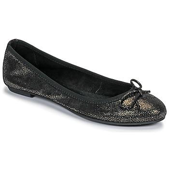 Shoes Women Ballerinas André FAVORITE 2 Bronze