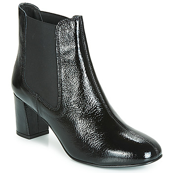 Shoes Women Mid boots André PAPRIKA Black