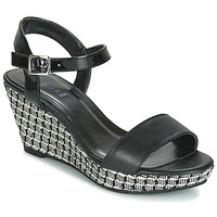 Shoes Women Sandals André GARANCE Black