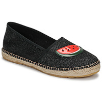 Shoes Women Espadrilles André JAVANAISE Black