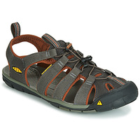 Shoes Men Sports sandals Keen MEN CLEARWATER CNX Grey / Brown