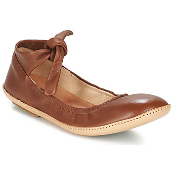 Shoes Women Ballerinas Neosens DOZAL Brown