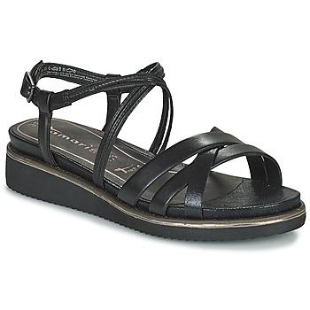 Shoes Women Sandals Tamaris EDA Black