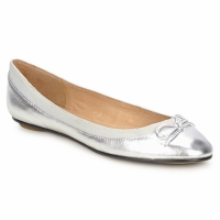 Shoes Women Ballerinas Buffalo BABY BILL Silver