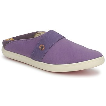 Shoes Slip ons Dragon Sea XIAN TOILE PRUNE