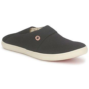 Shoes Slip ons Dragon Sea XIAN TOILE Black