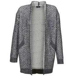 material Women Jackets / Cardigans Kookaï CHINIA MARINE
