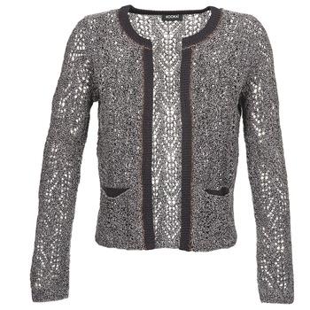 material Women Jackets / Cardigans Kookaï TULICHE Brown