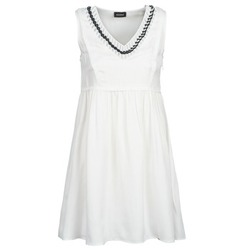 material Women Short Dresses Kookaï BATUILLE White