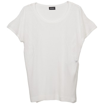 material Women jumpers Kookaï MANOUTI White