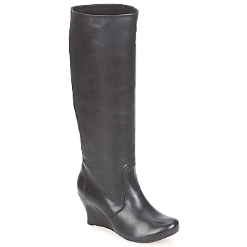 Shoes Women Boots Vialis GRAVAT Black