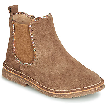 Shoes Children Mid boots André ARIA Camel