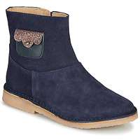 Shoes Children Mid boots André YELENA Marine