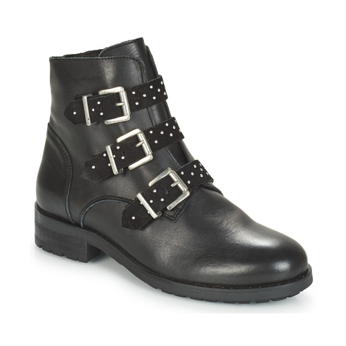 Shoes Women Mid boots André TITUS Black