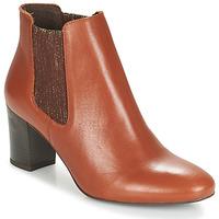 Shoes Women Mid boots André FONDANT Camel