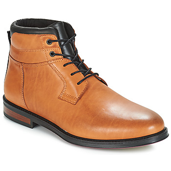 Shoes Men Mid boots André SINTRA Brown