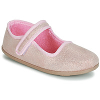 Shoes Children Ballerinas André VIOLINE Pink