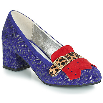 Shoes Women Court shoes Lola Ramona EVE Blue / Red