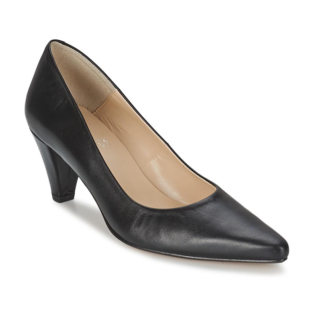 Court-shoes BT London MESTIAL Black