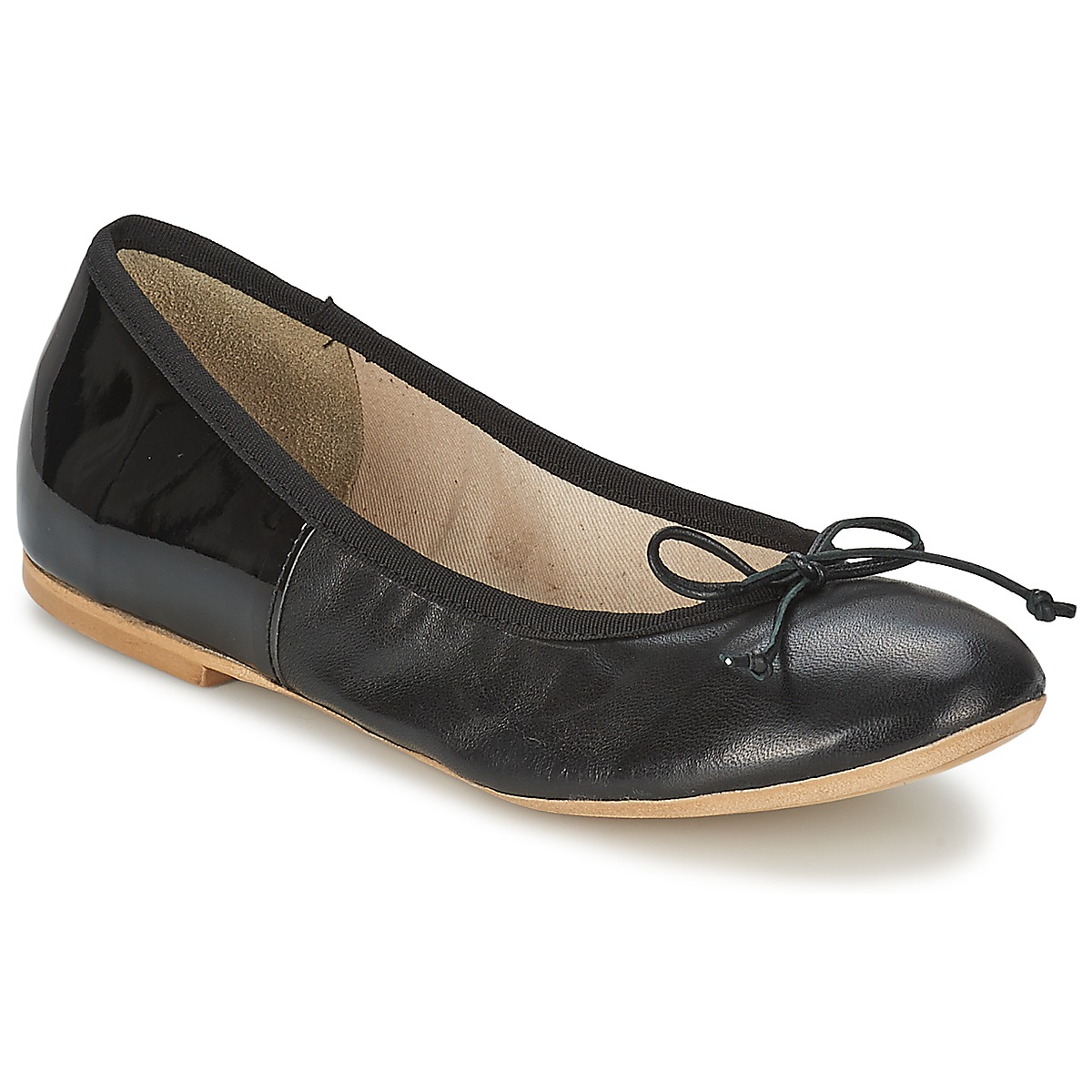 Ballerinas BT London MANDOLI Black