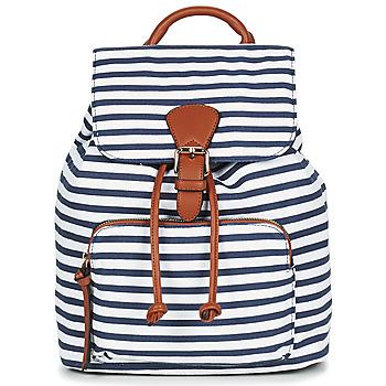 Bags Women Rucksacks André EMELINE Blue