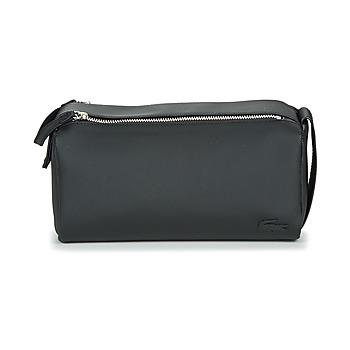 Bags Men Washbags Lacoste MEN'S CLASSIC Black
