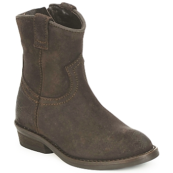 Shoes Children Mid boots Hip GARDU Brown