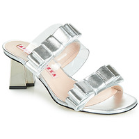 Shoes Women Sandals Minna Parikka FELIZ Silver