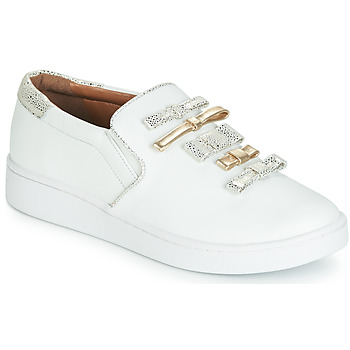 Shoes Women Slip ons Cristofoli JOLA White
