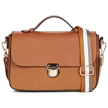 Bags Women Shoulder bags André SANIA Camel