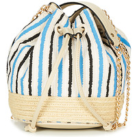 Bags Women Shoulder bags André OPALE Blue / Black