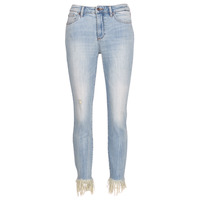 material Women 3/4 & 7/8 jeans Armani Exchange HELBAIRI Blue / Clear
