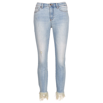 material Women 3/4 & 7/8 jeans Armani Exchange HELBAIRI Blue / Clear