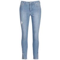 material Women 3/4 & 7/8 jeans Armani Exchange HELBIRI Blue / Clear