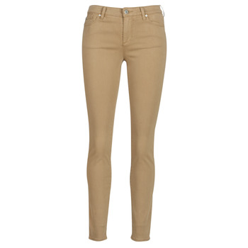 material Women 5-pocket trousers Armani Exchange HELBIRO Beige