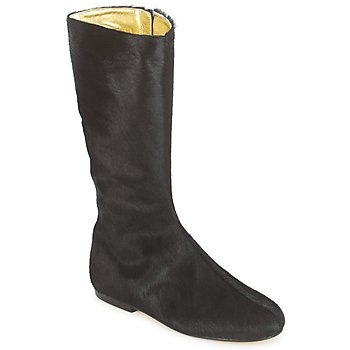 Shoes Women Boots French Sole PATCH Black
