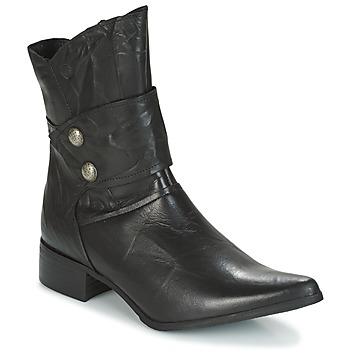 Ankle boots / Boots BT London DROUVOU Black 350x350