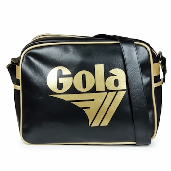 Bags Messenger bags Gola REDFORD Black / Gold