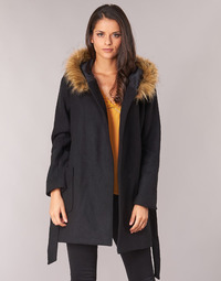 material Women coats Betty London JORREY Black