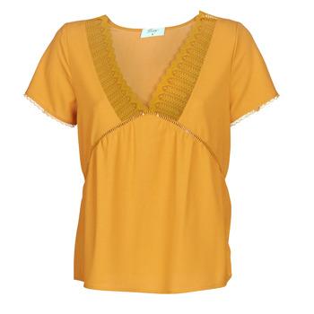 material Women Blouses Betty London JOCKY Yellow