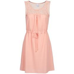 material Women Short Dresses Vero Moda ZANA Pink