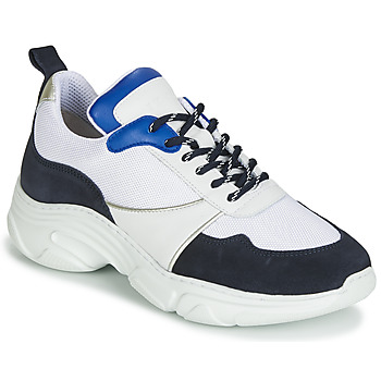 Shoes Women Low top trainers Ikks RUNNING White
