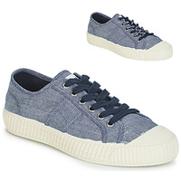 Shoes Women Low top trainers Pepe jeans ING LOW Blue