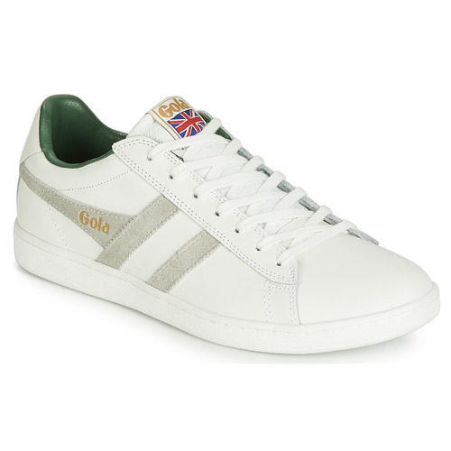 Shoes Men Low top trainers Gola EQUIPE White