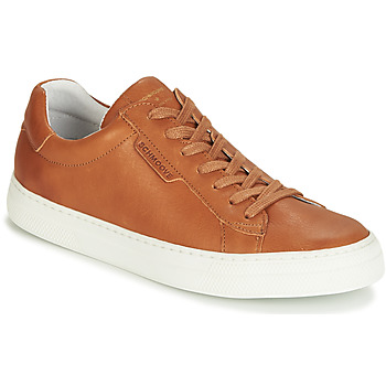 Shoes Men Low top trainers Schmoove SPARK-CLAY Tan